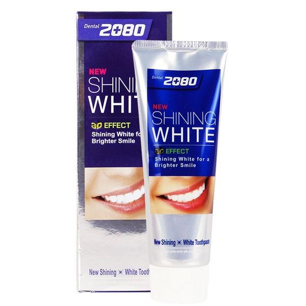 韓國2080 愛敬三重美白牙膏100g