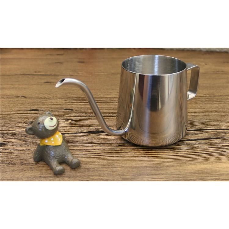 ~自己有用才會賣~不鏽鋼細口壺手沖壺咖啡壺掛耳式咖啡350ml