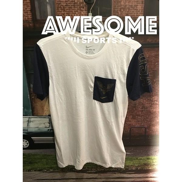 歐森NIKE KOBE BRYANT 白藍USA 美國隊奧運針織短袖男生768828 10