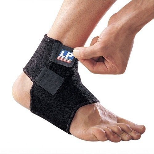 飛岳~美國LP Support 768 後開放可調式跟腱護踝腳踝護踝保護套籃球lp768