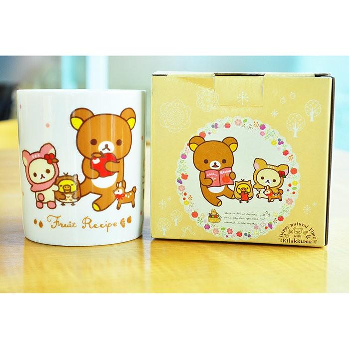 ~可愛通販~San X 拉拉熊懶懶熊Rilakkuma 馬克杯水杯陶瓷杯~點點粉花花兩款~