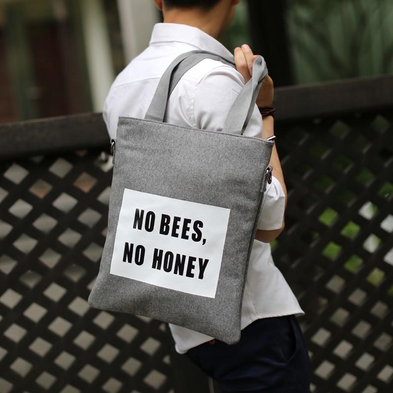 男包單肩包男士包包商務 帆布呢子包 小背包斜挎包潮流挎包側背包肩背包公事包筆電包防水公事包