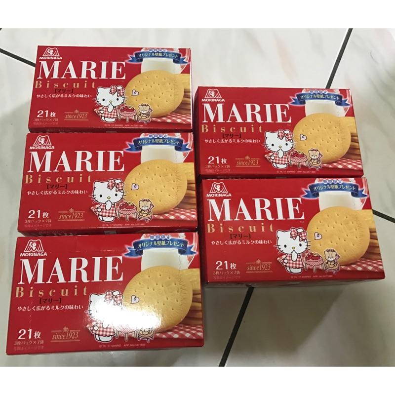 餅乾森永曲奇餅乾MARIE 瑪莉小麥曲奇餅139g 21 枚180g