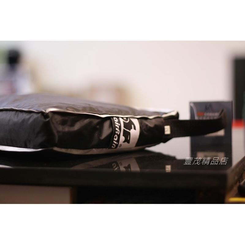 勁銳 XL 機車套機車罩車衣防盜鎖孔 附收納袋防塵防雨防曬‧黑XL