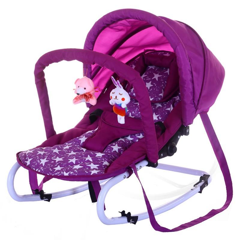 ~时尚 ~新生兒寶寶用品嬰兒搖椅搖籃嬰兒電動音樂安撫躺椅幼兒童秋千搖床VT0594