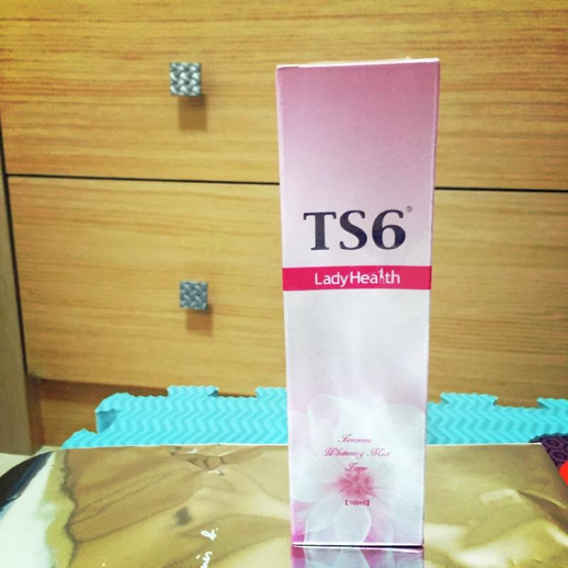 TS6 護一生私密嫩白化妝水