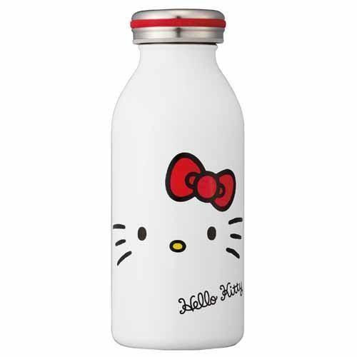 每周一結單~ ~mosh ×sanrio Hello Kitty 牛奶 保溫瓶隨行杯350