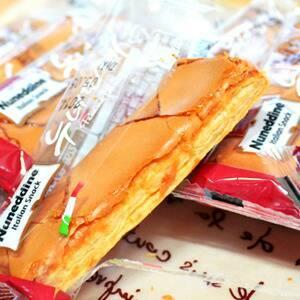 ~艾利洋行~韓國零食Samlip 義式焦糖奶油千層酥20 入又香又酥甜而不膩下午茶好夥伴分