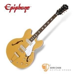 Epiphone CASINO 半空心爵士電吉他~Epiphone Gibson 副廠CA