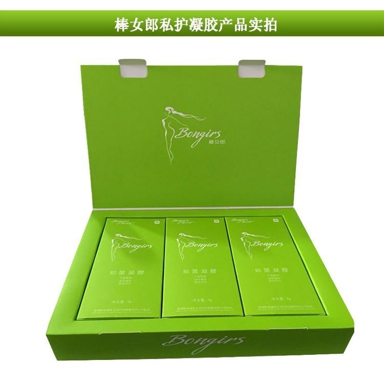 臺灣棒女郎正品凝膠女性私處護理婦科臺灣套盒6 支裝女神泡泡