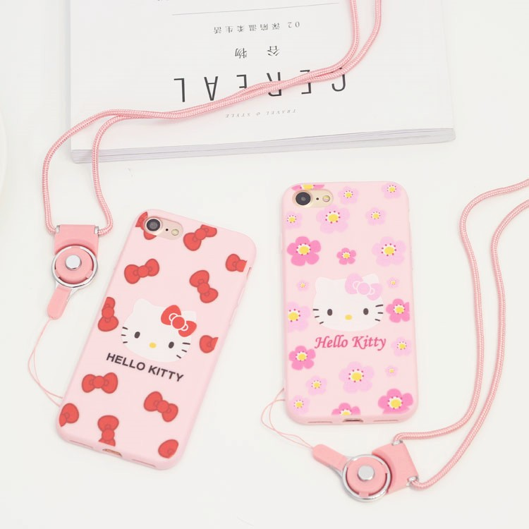 Iphone6 6s 6Plus 6s Plus 7 7plus hello Kitty