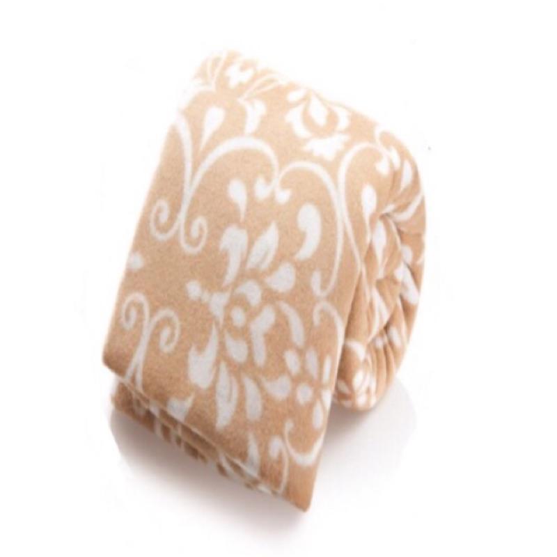 [ ]超暖宮廷風雙人鋪棉兩用被毯可當被套或毛毯 1280