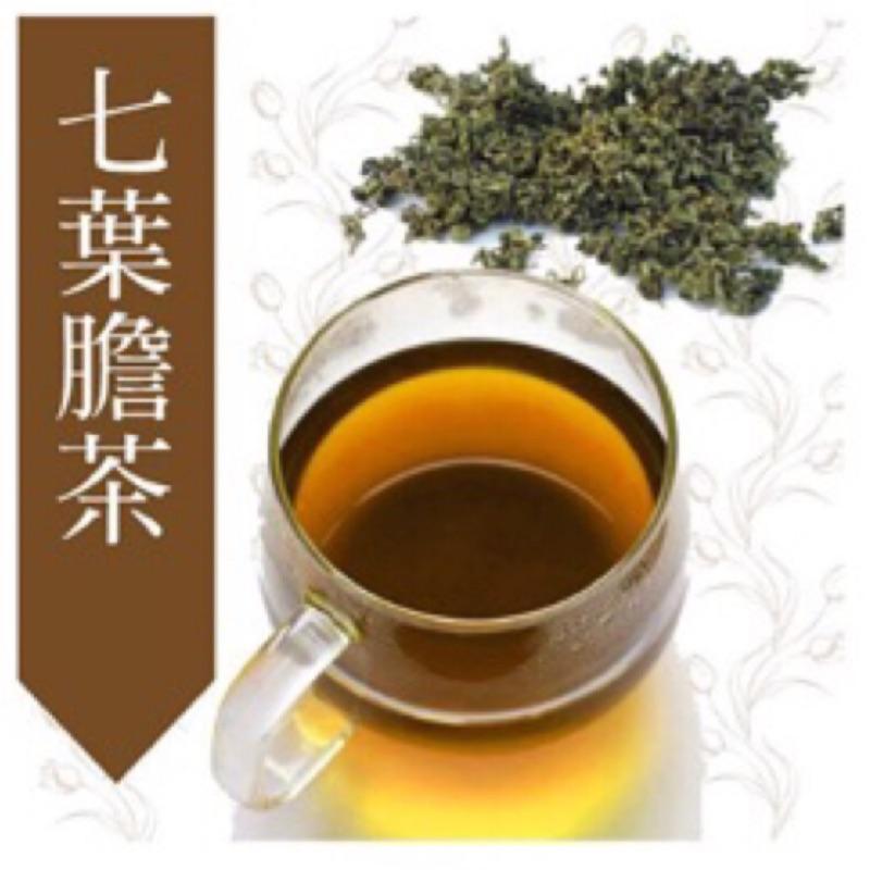 老公的店七葉膽茶絞骨蘭茶包花茶包複方花茶最保健的飲品20 小包七葉膽、決明子
