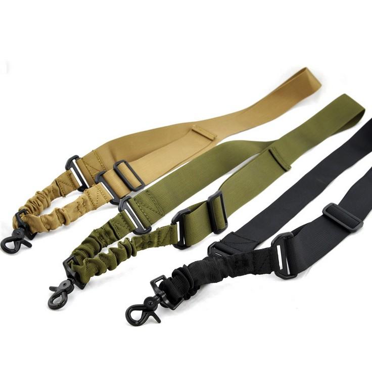 BIGLP 非nerf 配單扣式肩背短背帶槍背帶黑色 品