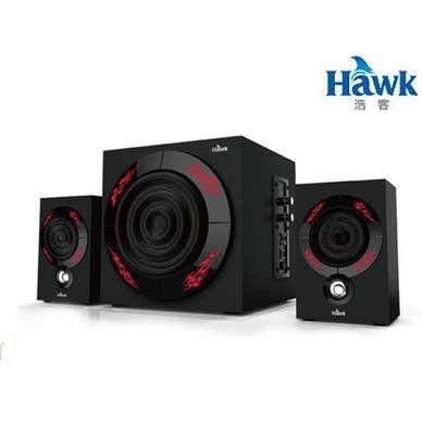 限宅配Hawk S855 戰神2 1 聲道多媒體喇叭45W 強力低音