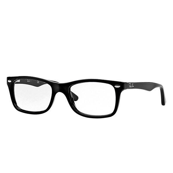~MR 八十~雷朋RAYBAN Ray Ban RB5228 眼鏡光學鏡框黑色