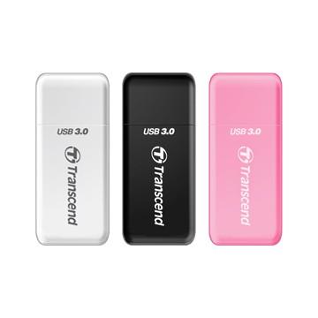 創見TRANSCEND RDF5 USB 3 0 讀卡機兩年 F5 讀卡機CARD REA