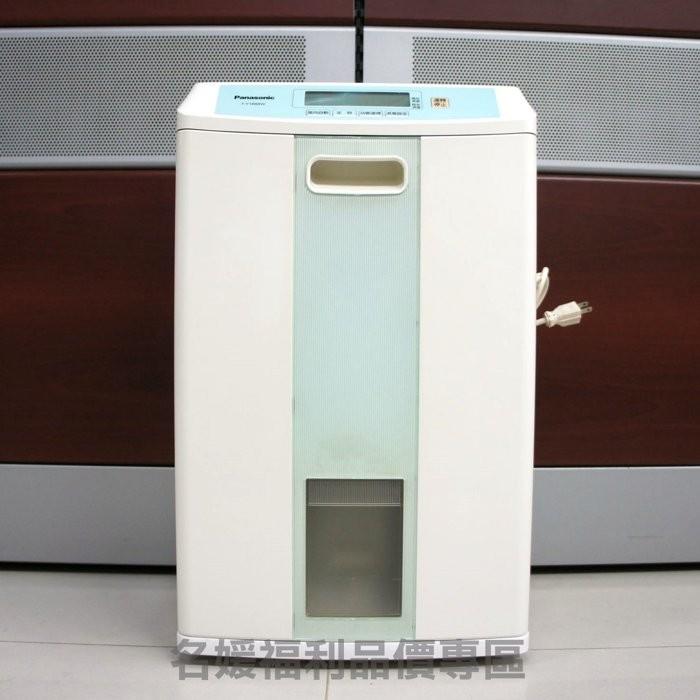 Panasonic 國際牌微電腦空氣清淨除濕機F Y188BW 除濕能力11 公升