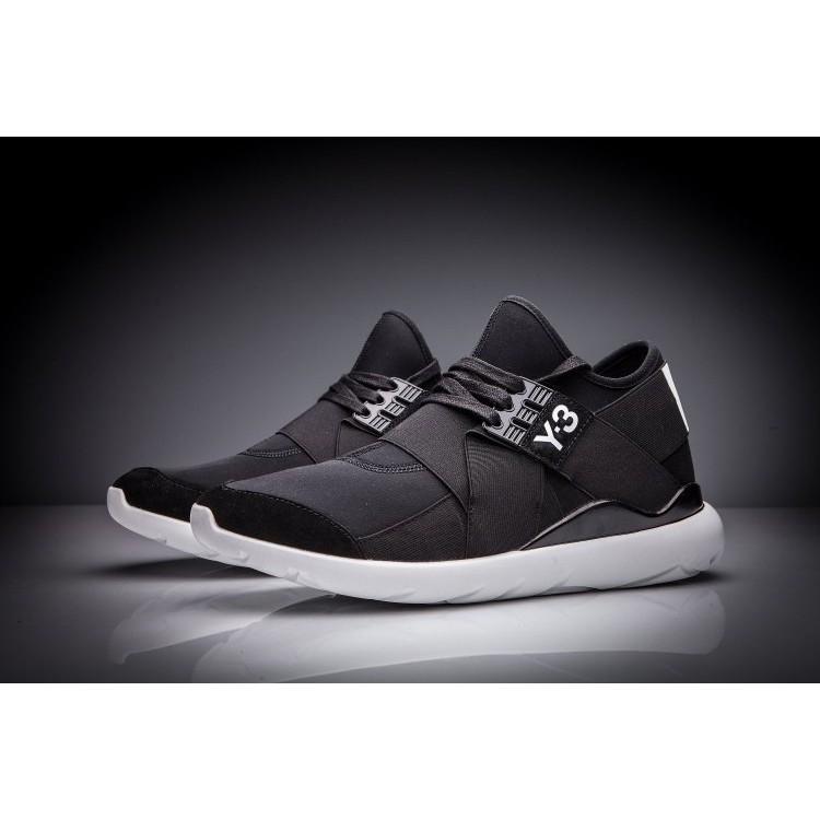 正品Adidas Y3 黑白 百搭款