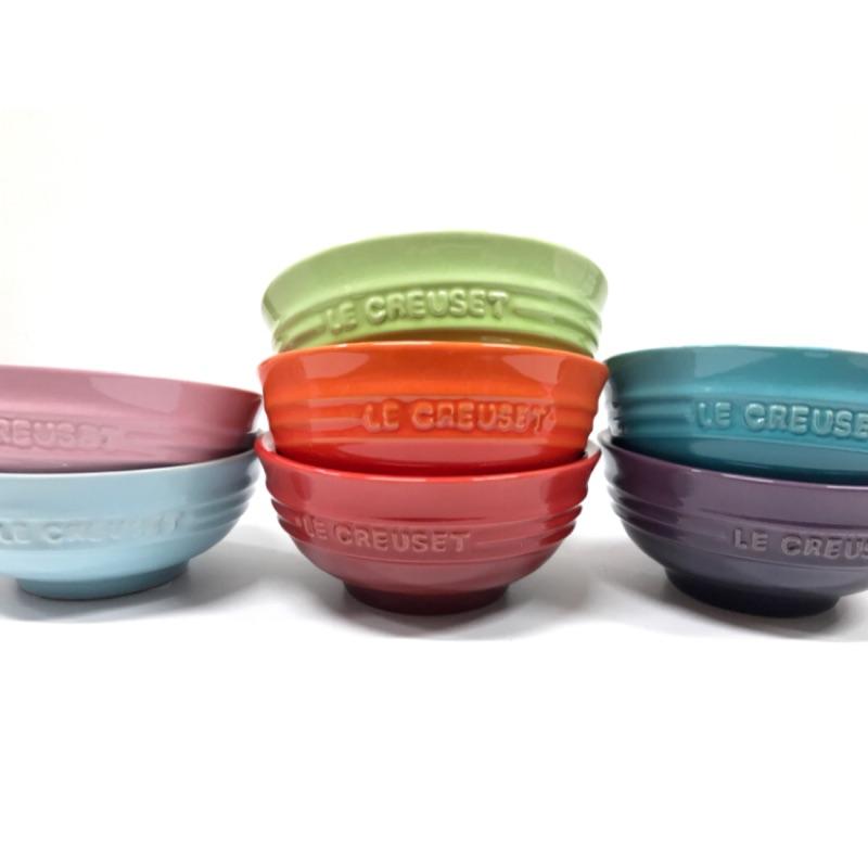LeCreuset 中式飯碗10cm (7 色)醬料碟