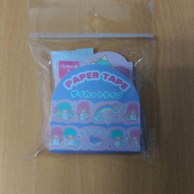 紙膠帶裝飾貼三麗鷗雙子星另售史奴比kitty 美樂蒂迪士尼史迪奇米老鼠TSUM TSUM