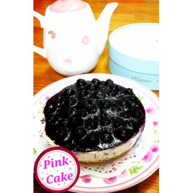 PinkCake 藍莓重乳酪蛋糕6 吋