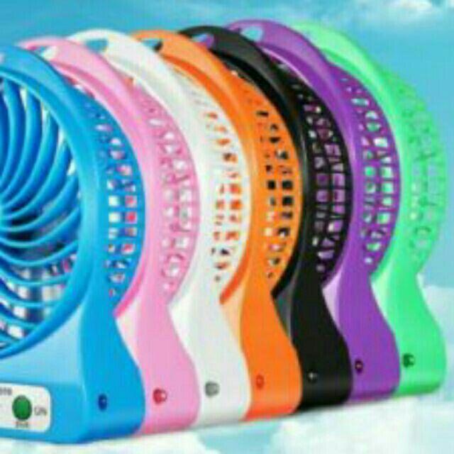 電風扇 usb 充電迷你小電風扇方便携帶式手持可充電小風扇學生宿舍随身電風扇