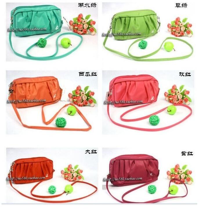 agnes b 女包防水雙層化妝包斜挎包小方包側背包休閒包零錢包約會包手機包雜物包tote