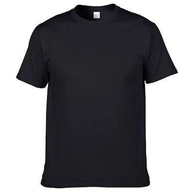 貨美國棉T GILDAN 76000 黑色素色T 男女短T 素面素T 圓筒T 簡約風30
