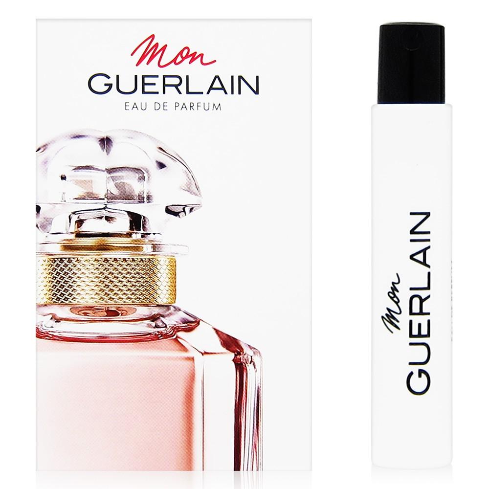 GUERLAIN 嬌蘭Mon Guerlain 我的印記淡香精針管0 7ml