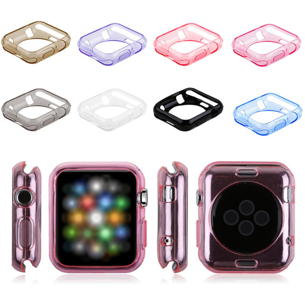 TPU 錶殼 版 Apple IWATCH