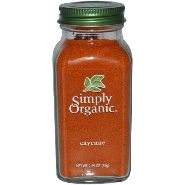 Simply Organic 卡宴辣椒粉Cayenne 2 89oz 82g