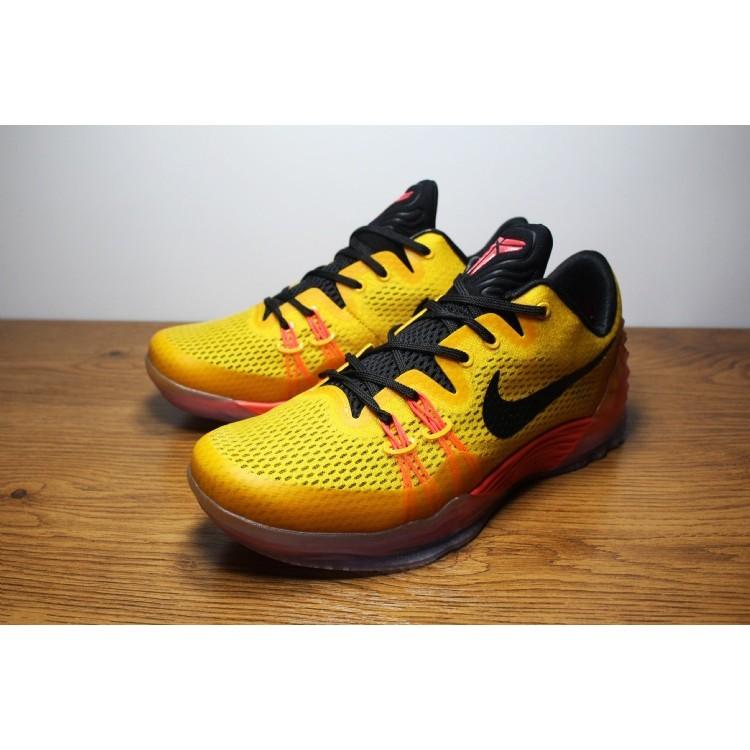 一雙25cm NIKE ZOOM kobe venomenon 5 科比毒液5 男子籃球鞋