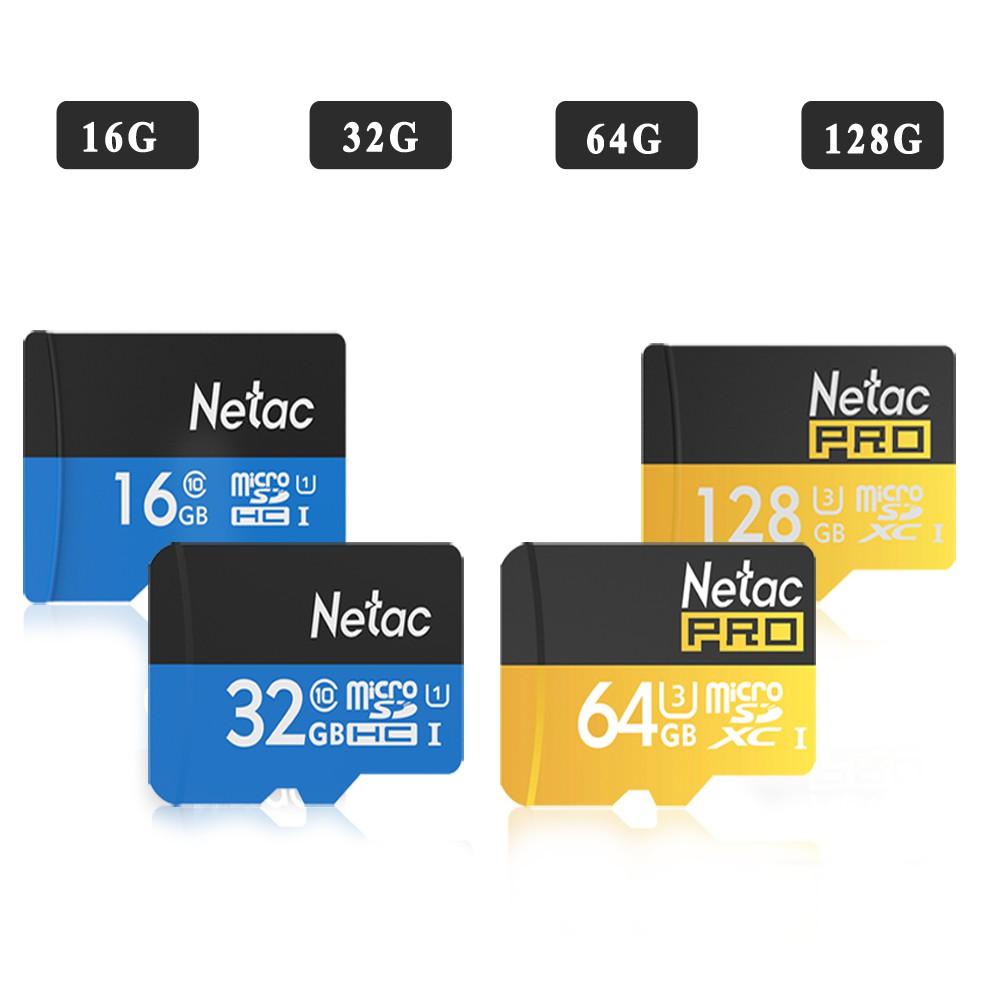 Netac P500 Class10 128G Micro 記憶卡
