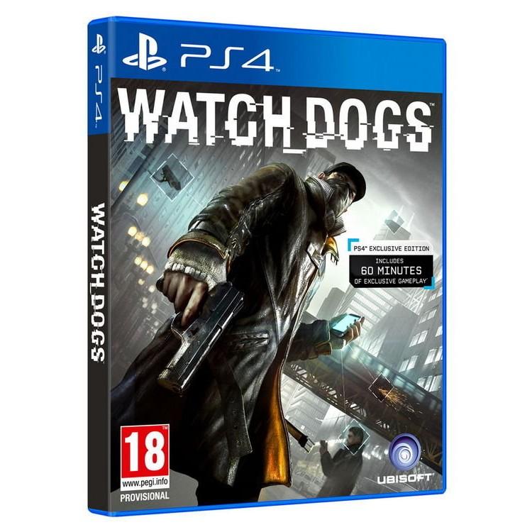 阿嚕咪電玩~PS4 遊戲看門狗Watch Dogs 中文亞版只要920 元~