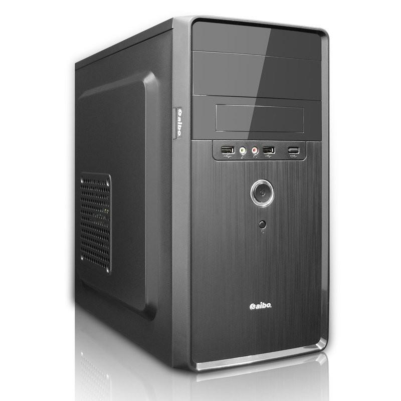 限全家 鈞嵐立嵐AIBO 星辰2 代Micro ATX 黑化電腦機殼