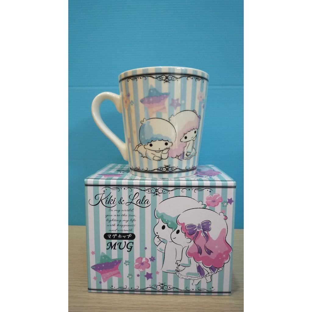 陽光屋 Sanrio 雙子星KiKi LaLa 馬克杯