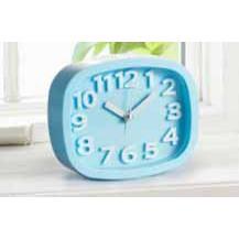 學生鬧鐘 靜音鬧鐘 糖果鬧鍾 立體數字 靜音鬧鐘 鬧鐘 指針 計時鬧鐘 上課鬧鐘