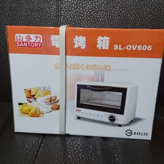 山多力電烤箱sl ov606 6 公升