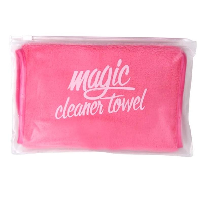 清水卸妝毛巾神器無需卸妝油去角質超細纖維美容巾懶人潔面巾洗臉巾