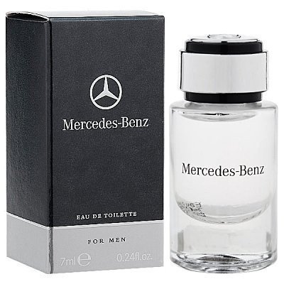 Mercedes Benz 賓士男性淡香水7ml