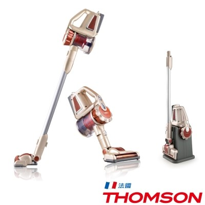 THOMSON 湯姆笙TM SAV11D 手持無線吸塵器第 8 萬轉直流無刷 馬達抗靜電軟