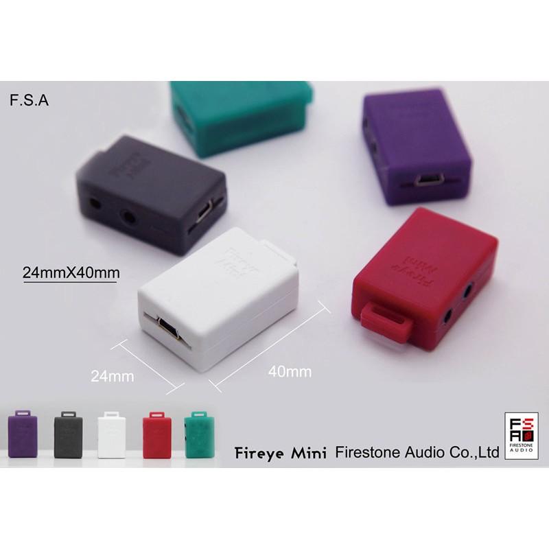 志達電子Fireye1Mini 電光火石Fireye Mini 隨身耳機擴大器Fireye