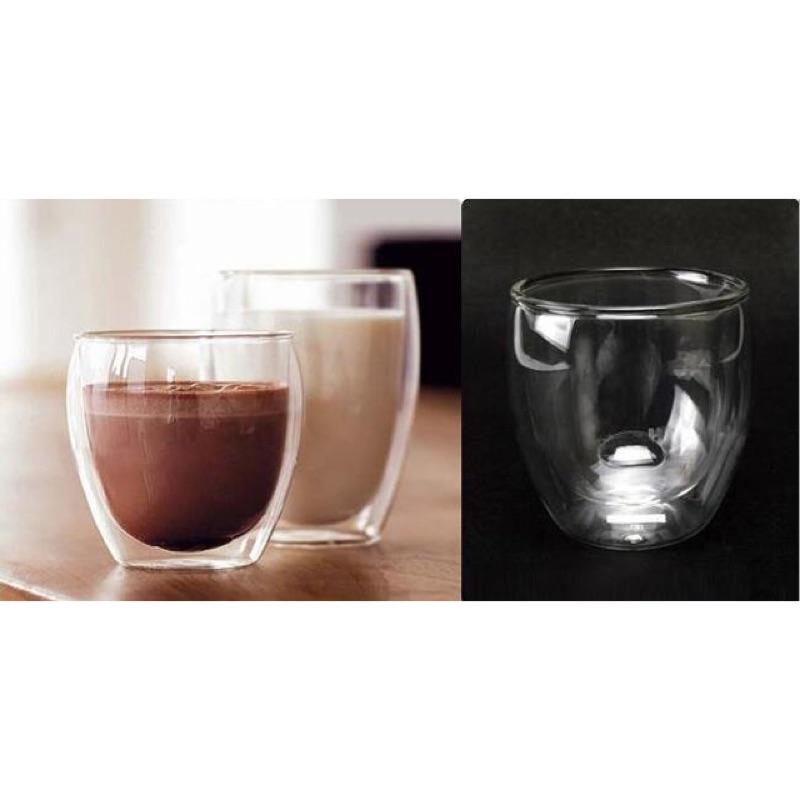 BODUM 雙層玻璃杯咖啡杯茶杯隔熱杯飲品杯蛋形