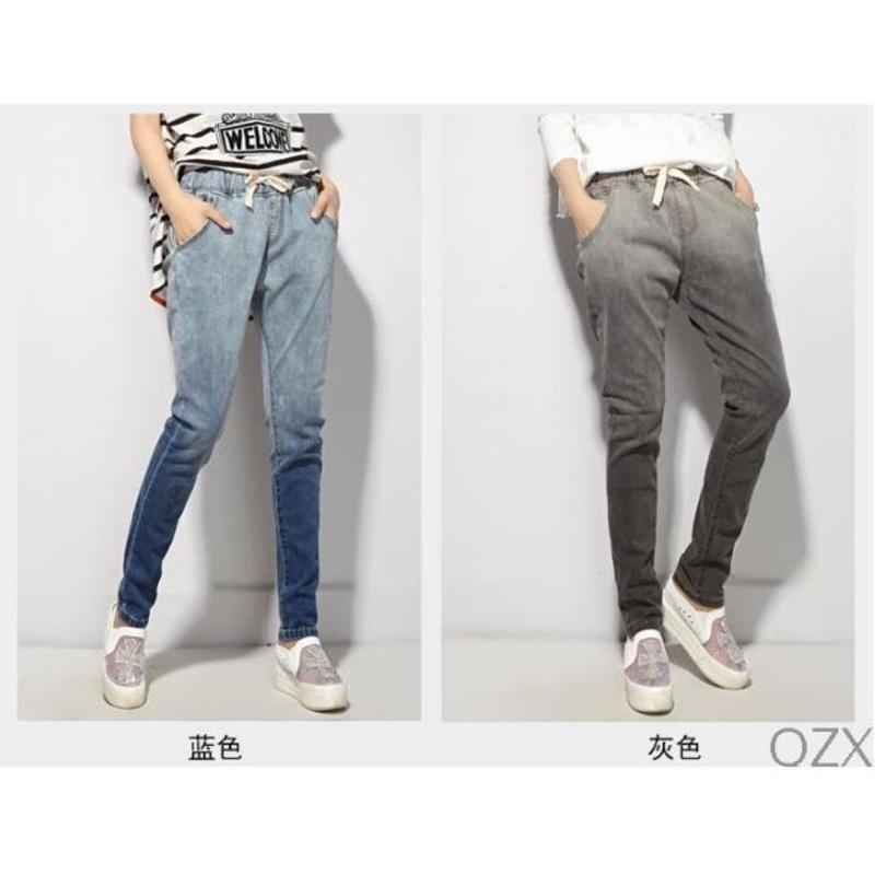 A169029 超好看的漸層牛仔褲每個人衣櫃打開牛仔褲10 多條這件你一定要擁有漸層好好看