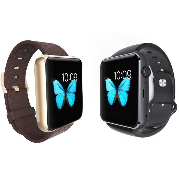 蘋果同款智慧手錶D2 智慧穿戴D Watch II 2 可插卡錄音帶攝像頭防丟遠程拍照腕錶