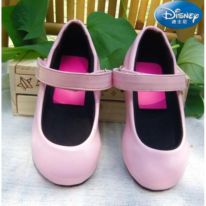 公主的夢想迪士尼品牌冰雪奇緣夢幻氣質女童娃娃鞋童鞋皮鞋花童童鞋14 5CM 19 5CM