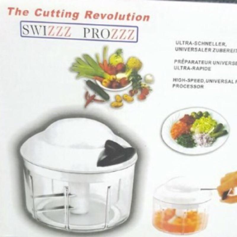 躲 蔬菜水果切碎器手動抽拉式切菜機甩幹器