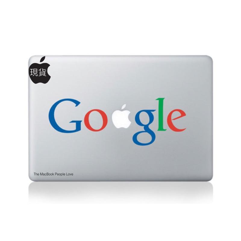 Apple Macbook Air Pro 蘋果Mac 筆電13 吋 貼Google Lo