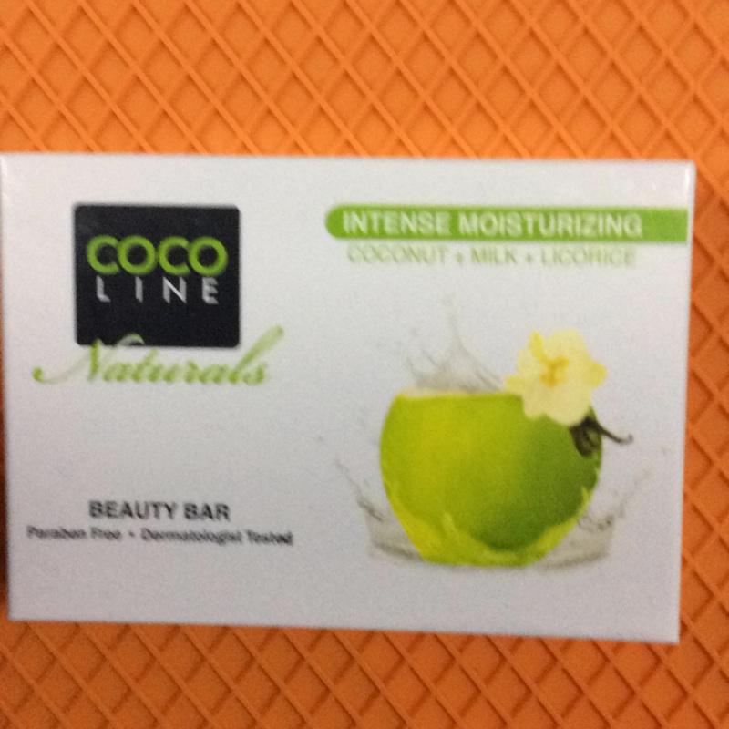 (三色貓)COCOLINE 可可奈椰子香皂,冷壓椰子油加羊乳製成